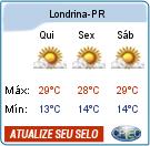 Londrina - Tempo Hoje